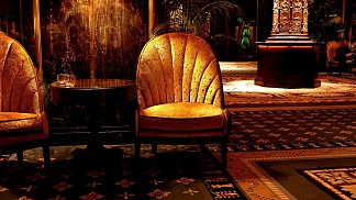 Wonderism: Waldorf Astoria Chair
