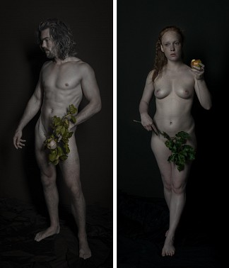 Forbidden Fruit (Adam & Eve)