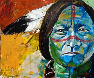 Sitting Bull Native American
