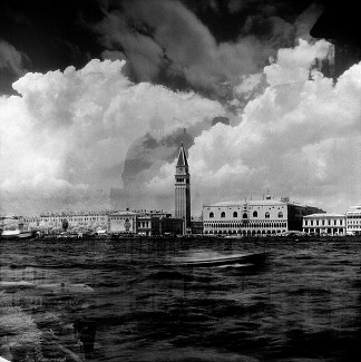 Shadows and Clouds over San Marco - Italy from the Fourth Dimension Series