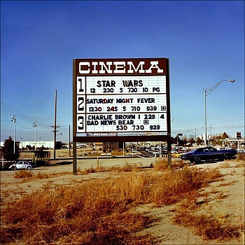 Time Machine: Star Wars Marquee